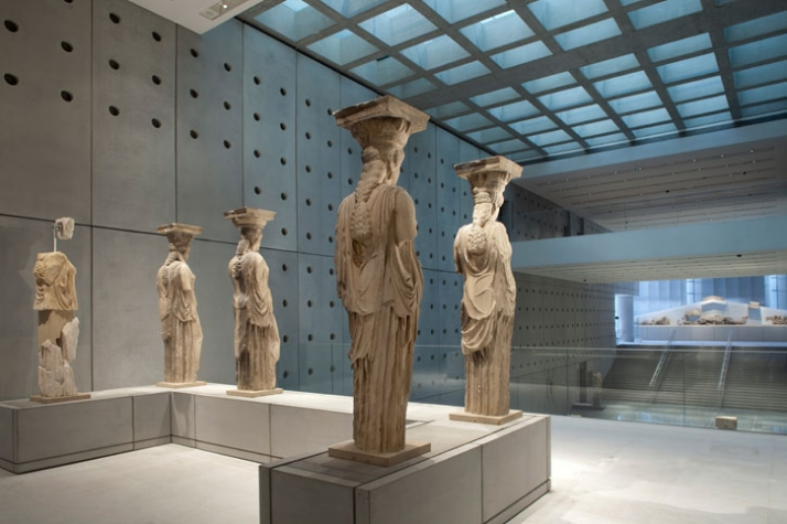 Acropolis Museum in Top 10