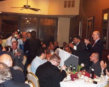 AHEPA Supreme President Phillip T. Frangos Speaks With Hellenic News of America