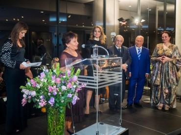 Το Βραβείο Elissa-Didon απονέμεται για πρώτη φορά στην Ελλάδα Τέσσερις γυναίκες από το Βορρά και το Νότο της Μεσογείου βραβεύονται για τη δράση τους στην περιοχή. Μεταξύ τους η Ελληνίδα Ρόδη Κράτσα.