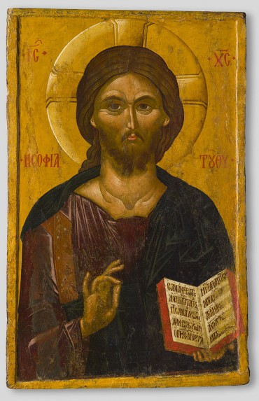 THE ART INSTITUTE OF CHICAGO PRESENTS HEAVEN AND EARTH: ART OF BYZANTIUM FROM GREEK COLLECTIONS