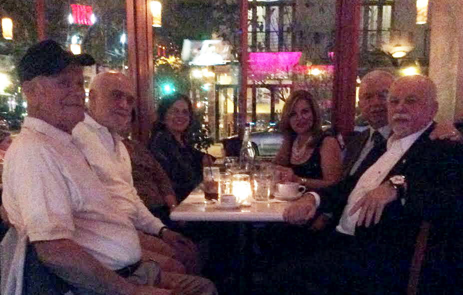 The Pan Laconian Federation Board in NY