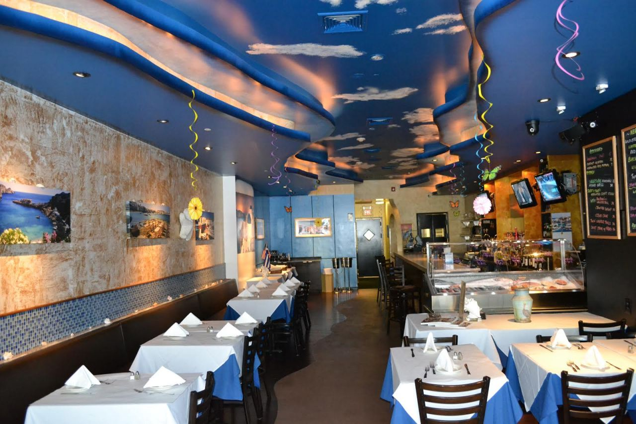 Neraki Greek Mediterranean Grill is an exceptional eatery