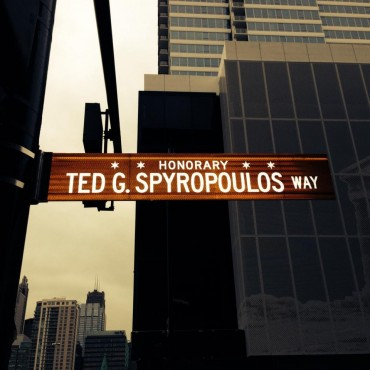 Ted G. Spyropoulos Way in Chicago