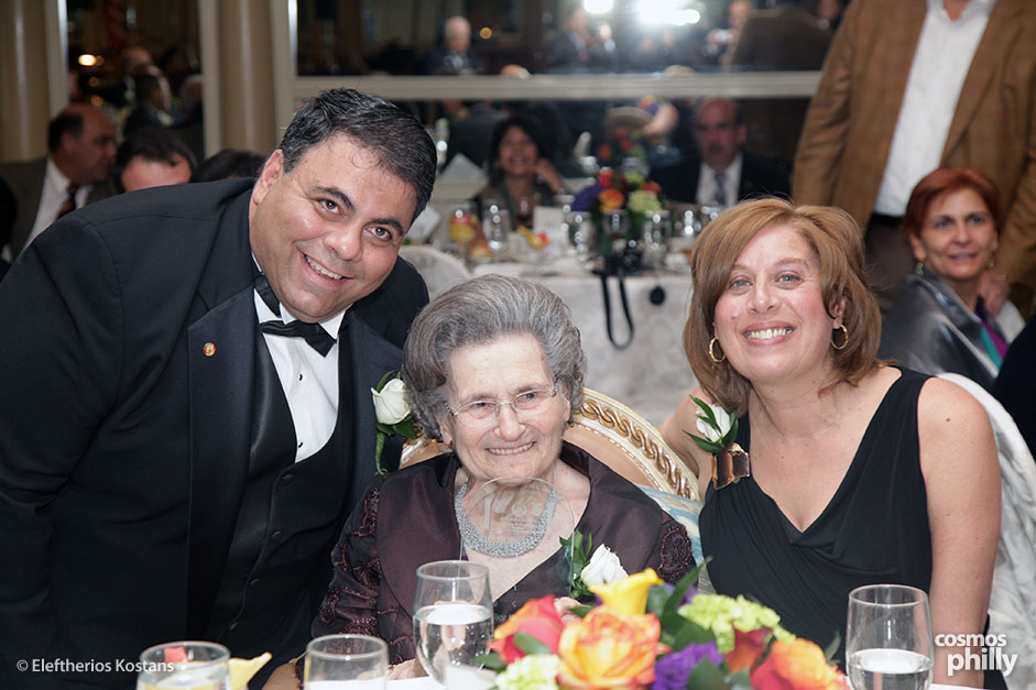 Twenty-fifth Annual Fall Gala  Fifth District AHEPA Cancer Research Foundation, Inc.
