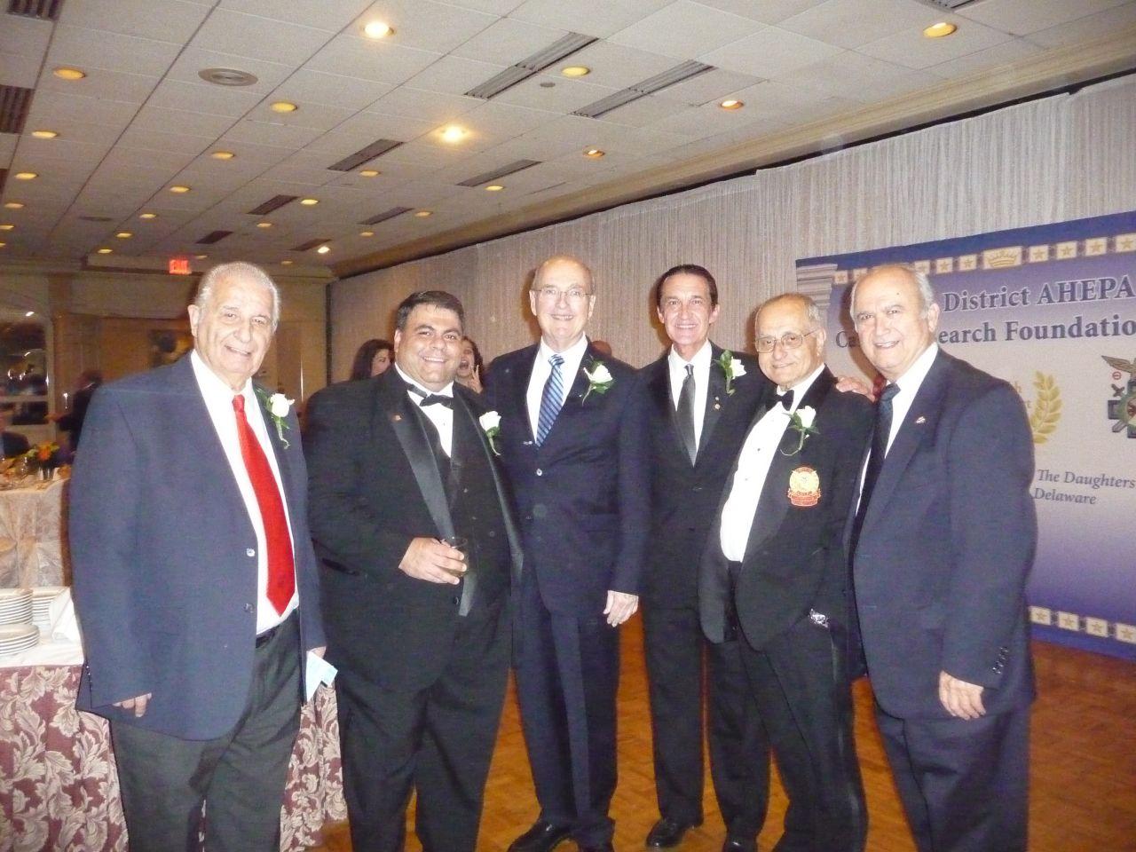 Cancer Research Foundation, Inc.  25th Annual Fall Gala  Saturday, November 1, 2014