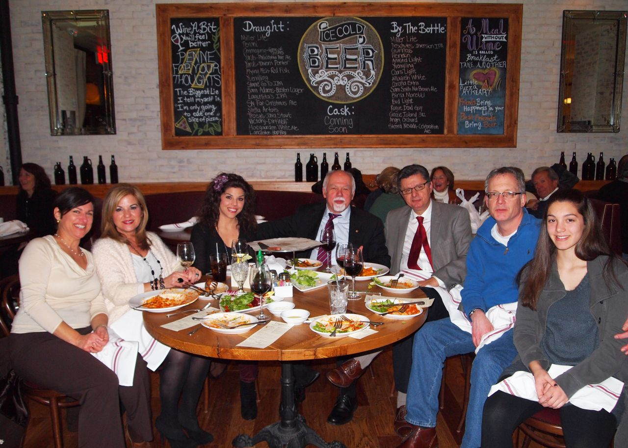 Pietro's Grand Opening Friends & Family Event on the Main Line