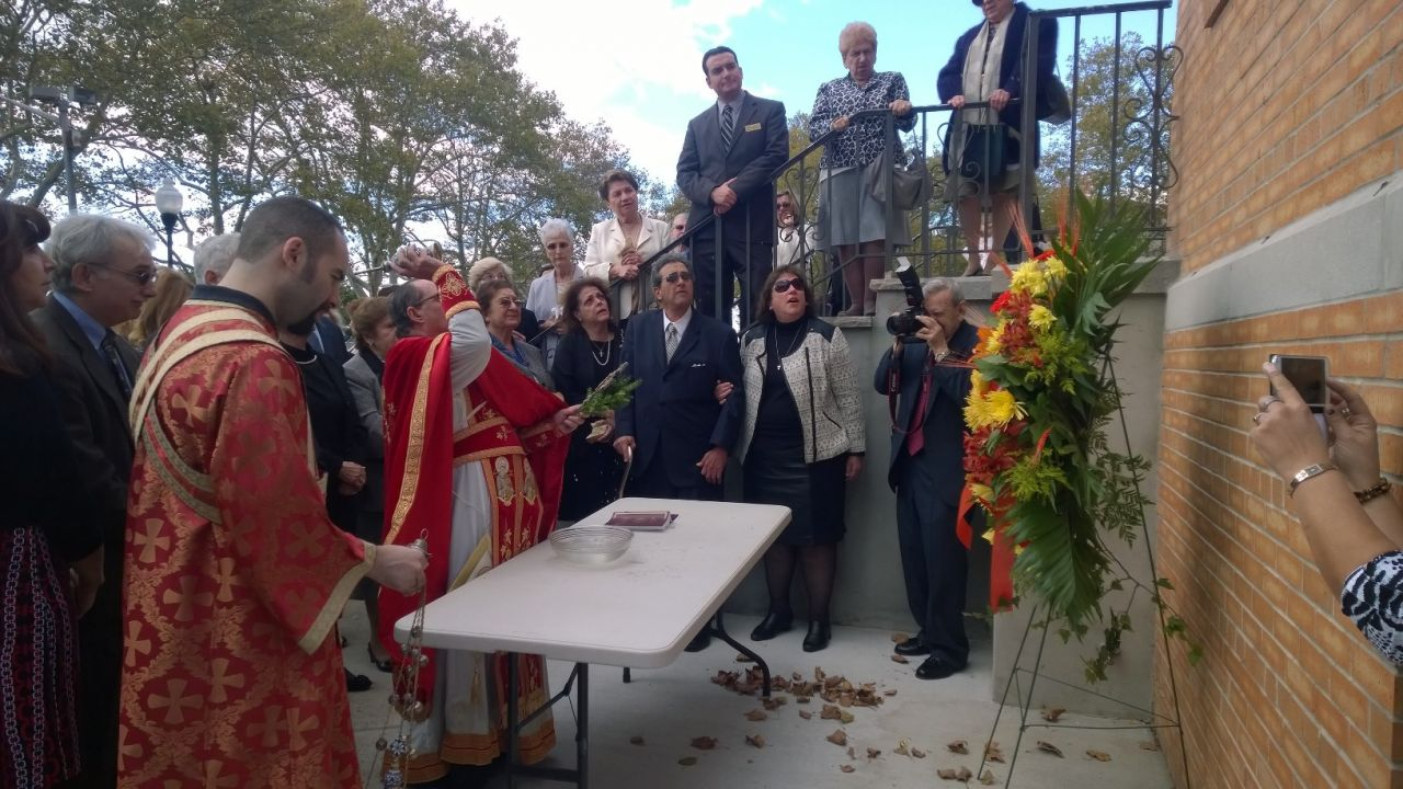 St. Demetrios of Perth Amboy Nameday Weekend Celebration on October 25 and 26, 2014