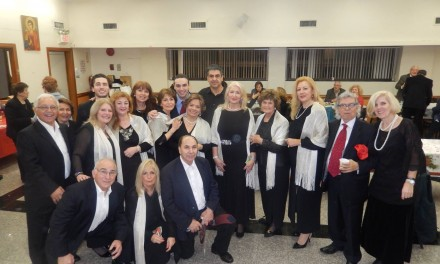 The Pancyprian Choir of NY  Music and Artistic Director Phyto Stratis