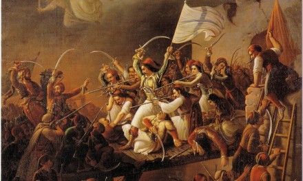 The 25th of March, 1821–Greek Independence Day by Dr. Costas G. Fountzoulas