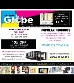 Globe 310×350
