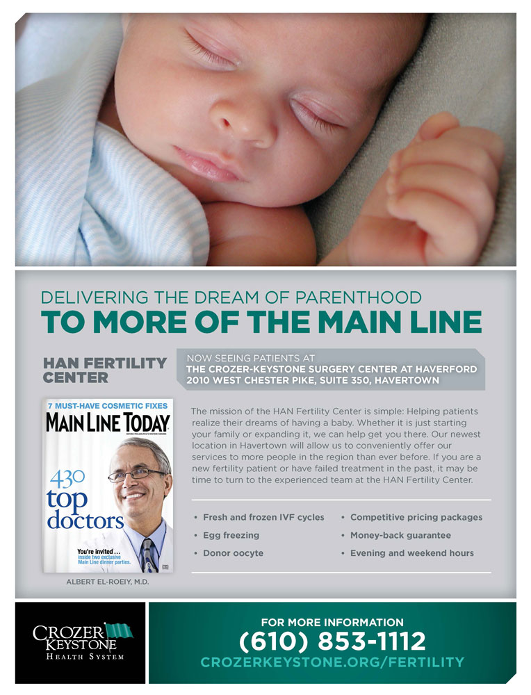 Crozer Keystone Fertility