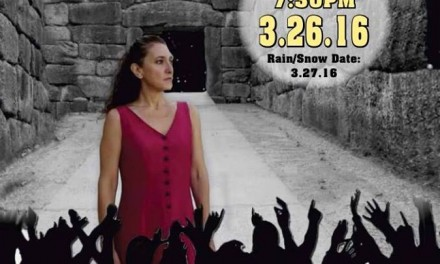 """Hellenic News of America is a Proud Supporter of the Presentation of """"Clytemnestra or the Crime"""" at St. Demetrios Greek Orthodox Church in Upper Darby, PA"""