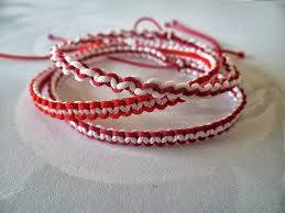 "Greece's Spring tradition of the ""Marti"" bracelets"
