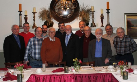 Paul Kotrotsios Guest Speaker at AHEPA CHAPTER 484 Meeting and Announces Eleftheria Scholarship
