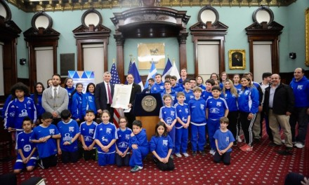Elected Officials Hold Greek Independence Celebration in NYC