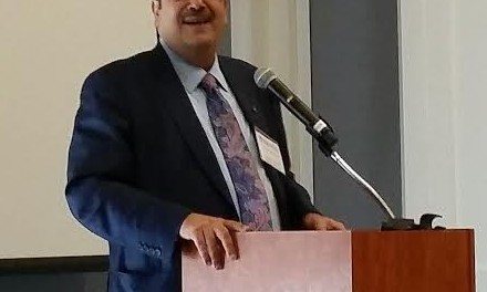 The College of New Jersey Features Dr. Spiro Spireas as Keynote Speaker at PharmTech Symposium
