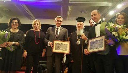 επετειακή εκδήλωση την Κυριακή της Ορθοδοξίας στην Κωνσταντινούπολη  που διοργάνωσε η Περιφέρεια Νοτίου Αιγαίου  υπό την αιγίδα  της Α.Θ.Π. του Οικουμενικού Πατριάρχου κ.κ. Βαρθολομαίου