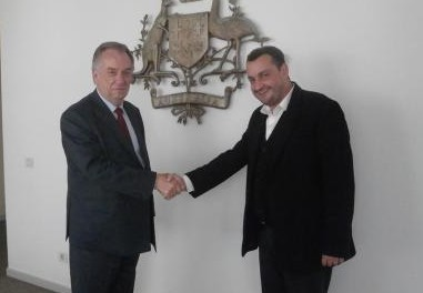Συνάντηση του επικεφαλής ΓΓΑΕ Μ. Κόκκινου με τον Αυστραλό πρεσβευτή ενόψει της επίσκεψής του στην Αυστραλία