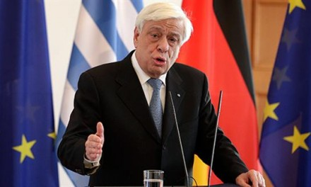 President expresses his abhorrence for the terrorist attack in Istanbul President Prokopis Pavlopoulos