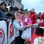 Legends on and off of the field, Olympiacos organizes charity events for refugees in Greece