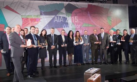 Athens International Airport awards airlines for their development in 2015