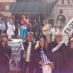 Chios Society of Washington, D.C. Participates in New York Greek Parade