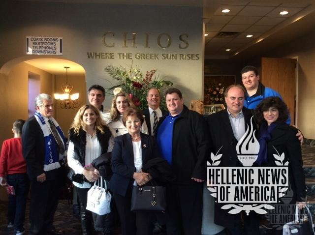 Hellenic News Xios Society DC b