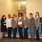 Recognizing our most recent employee of the quarter winners at CROZER