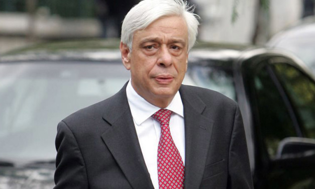 The refugee issue demonstrated EU's political gap, President Pavlopoulos says