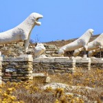 A Magical Night on the Sacred Island of Delos    By Aurelia