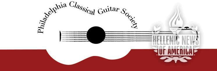 2016 Philadelphia Classical Guitar Festival Presents Antigoni Goni, Greek Guitarist and Recording Artist
