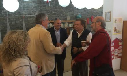 Δήμος Σερβίων–Βελβεντού: Συνάντηση του Δημάρχου με τον ομογενή Βελβεντινό Κώστα Αντωνιάδη