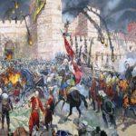 Η άλωση της Κωνσταντινούπολης,29 Μαΐου 1453       Τρίτη 29 Μαΐου 1453, οκτώ η ώρα το πρωί.