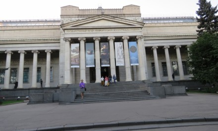 Off the Beaten Track: The Trojan Treasures in Moscow's Pushkin Museum  By Catherine Tsounis