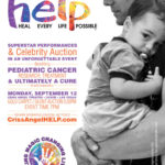 Criss Angel Issues Million-Dollar Challenge  HELP Make Pediatric Cancer Disappear