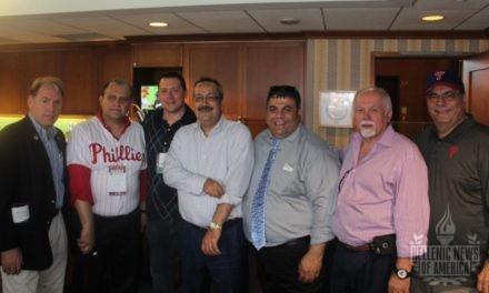 AHI Organizes Third Greek Heritage Night at Phillies Game
