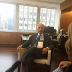 Mr. Michael Psaros  of KPS Capital Partners  to receive the Chian Federation's 37th Homeric Award