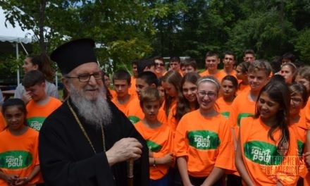 43RD CLERGY LAITY CONGRESS OFFICIALLY OPENS  WITH ARCHBISHOP DEMETRIOS' KEYNOTE ADDRESS