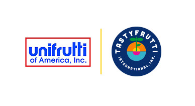 We will be changing our name from Unifrutti of America, Inc., to Tastyfrutti International, Inc.