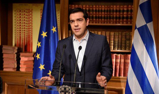 Συνέντευξη του Πρωθυπουργού, Αλέξη Τσίπρα, στον ΣΚΑΪ και τον Αλέξη Παπαχελά