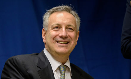 University of Delaware's president, Dr. Dennis Assanis, aims for inclusive, thriving campus