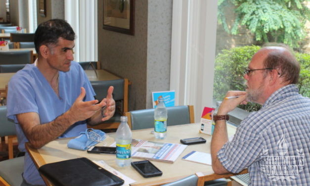Main Line cardiologist, Dr. Antonis Pratsos, intervenes on your heart's behalf