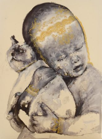 thumbnail_Μελάνι και λάδι σε μουσαμά,90 x 60  cm, 2016