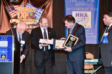 Andy Economou Hermes Award