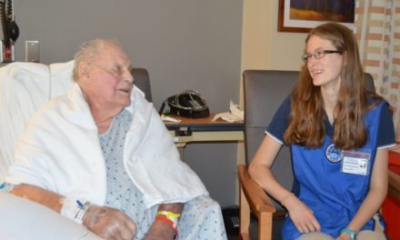 Springfield Hospital's 'Friendly Visitors' Offer Companionship During Hospitalization