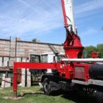 The under construction Leounes/ Laconian Museum at UCONN