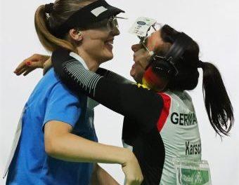 Golden Anna Korakakis – wrote history at the Rio Olympics