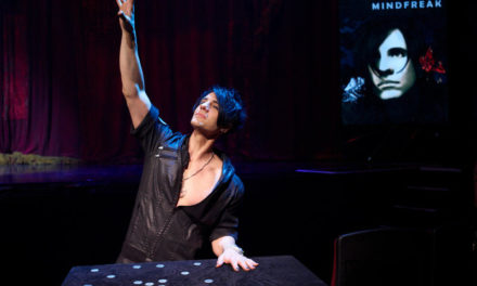 Review: Criss Angel and The Supernaturalists mesmerize at The Fox Theater SPECIAL