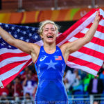 Chatting with Helen Maroulis: Olympic gold medalist in wrestling