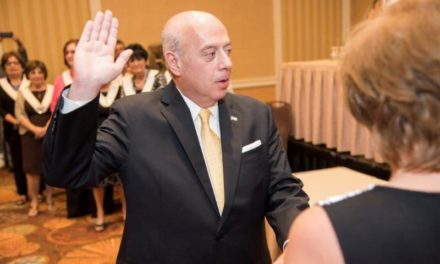 Andrew C. Zachariades Elected Supreme President of the AHEPA